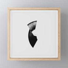 Vinyl Fold 2 Framed Mini Art Print