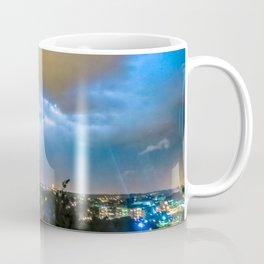 Lightning over Norwich, U.K Coffee Mug