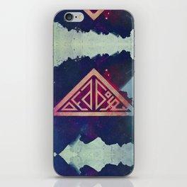 Ded Boyz Logo Painted iPhone Skin