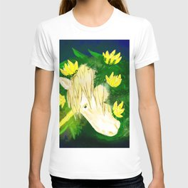 Night unicorn T-shirt