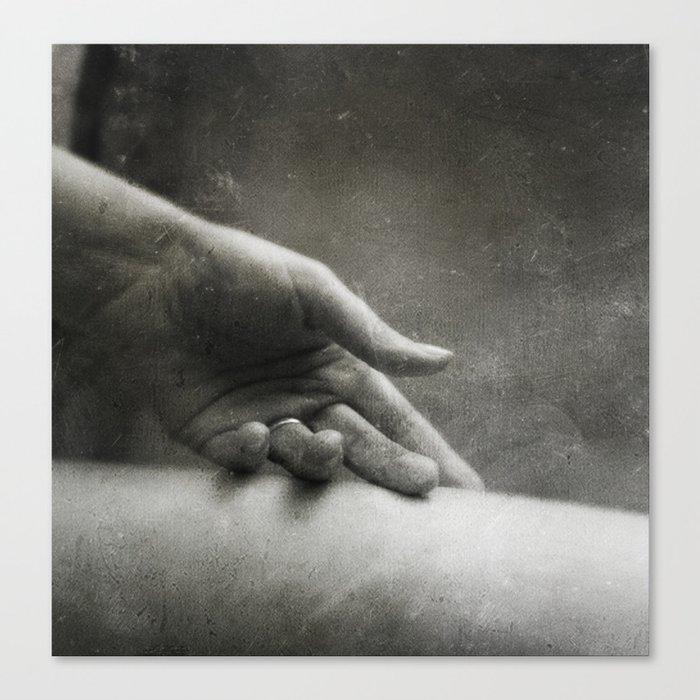 Caresse Canvas Print