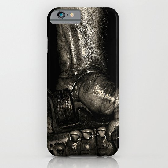 The Mechanic iPhone & iPod Case