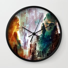 Clexa Wall Clock