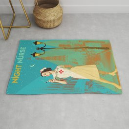 NIGHT NURSE Rug