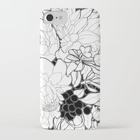 korean iPhone & iPod Cases featuring Korean Spring by Madame Mim