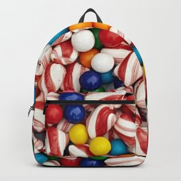 Peppermints and Gumballs Backpack