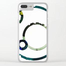 aRound Clear iPhone Case