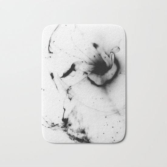 Minimalist abstract Bath Mat
