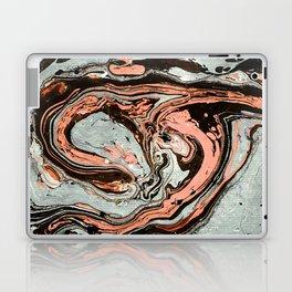Marble texture 18 Laptop & iPad Skin