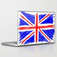 flag Laptop & iPad Skins featuring Flag by Svetlana Sewell