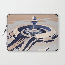 Soviet Modernism: Zvartnots airport, Armenia Laptop Sleeve