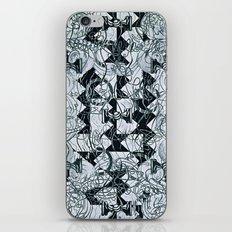 Black Burros iPhone & iPod Skin