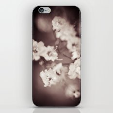 I Told Him To Go Away, And He Simply Said No iPhone & iPod Skin