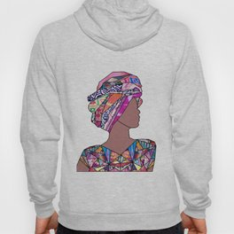 Woman in Colors - Marengo - Print [no tag] Hoody