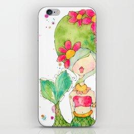 one mod merm. iPhone Skin