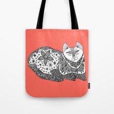 Relaxi-Cat Tote Bag