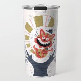Cheshire Cat - Alice in Wonderland Travel Mug