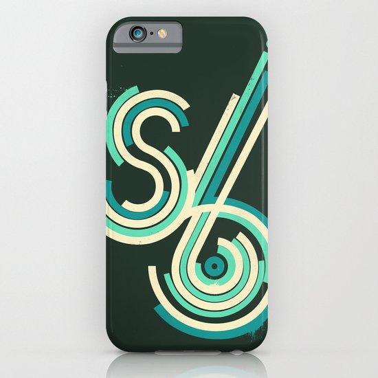 Six Second Daydream iPhone & iPod Case