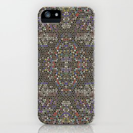 Stained Glass 3 iPhone Case
