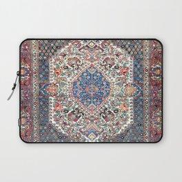 Bakhtiari Central Persian Rug Print Laptop Sleeve