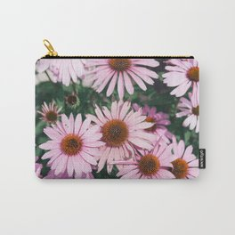 Cone Flowers Carry-All Pouch