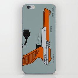 Nes Zapper iPhone Skin