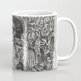 Calavera Oaxaqueña - Día de los Muertos - Mexican Day of the Dead by Jose Guadalupe Posada Coffee Mug