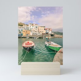 Fisherman Village Mini Art Print