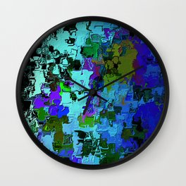 The Prophecy of Time Wall Clock