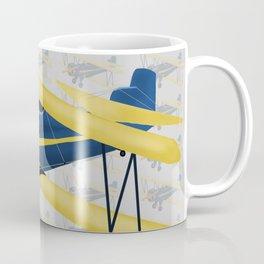Bi-Plane - Fleet Model Coffee Mug
