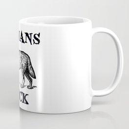 Humans Suck Coffee Mug