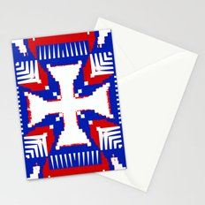 Colors of a Nation Stationery Cards