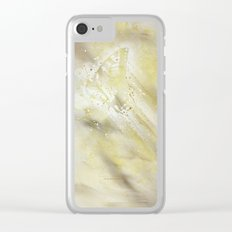 Butterfly 3 Clear iPhone Case