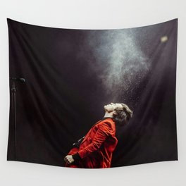 Harry on stage #1 Wall Tapestry
