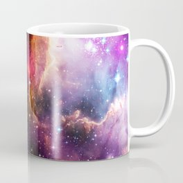 Purple Nebula Clouds Coffee Mug