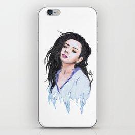 Charli XCX Slime iPhone Skin
