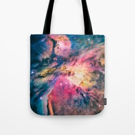 The awesome beauty of the Orion Nebula  Tote Bag