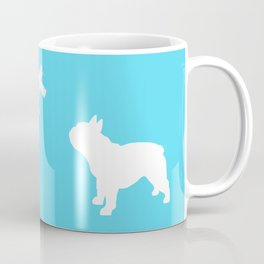 French Bull dog art Coffee Mug