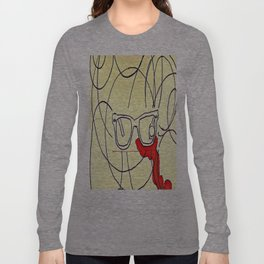 Death of a hipster Long Sleeve T-shirt