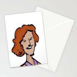 MARIE-SOLANGE / la voix de Villeray / En tout cas. Stationery Cards