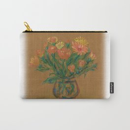 Pot Marigold Carry-All Pouch