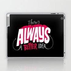 Better Idea Laptop & iPad Skin