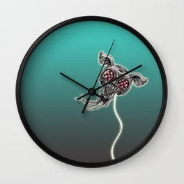 Flyig Stuff Wall Clock