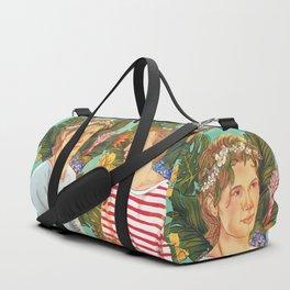 Flower Boy Isak Duffle Bag