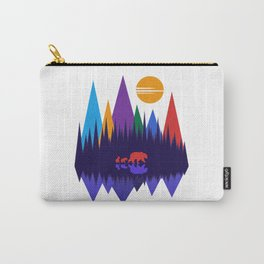 Bear & Cubs #4 Carry-All Pouch
