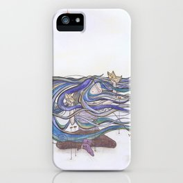 The sea game iPhone Case