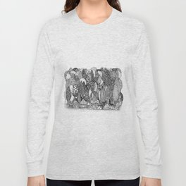 Mysterious Village Long Sleeve T-shirt
