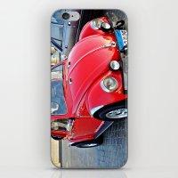 mini iPhone & iPod Skins featuring Mini by Magic Emilia