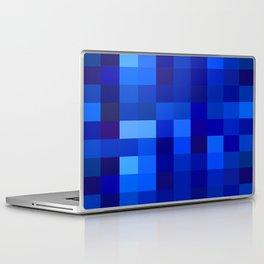 Blue Mosaic Laptop & iPad Skin