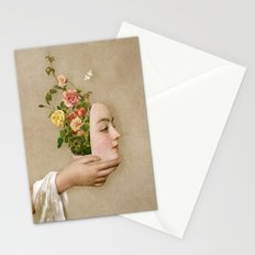 A Beautiful Mind Stationery Cards